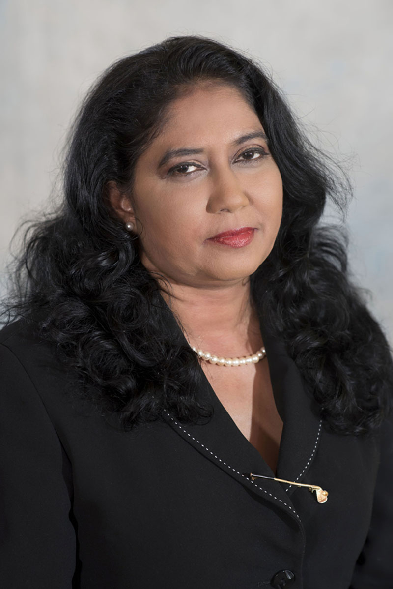Ms. Rose Ramoutar - Board Member